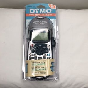 Label maker.  Dymo